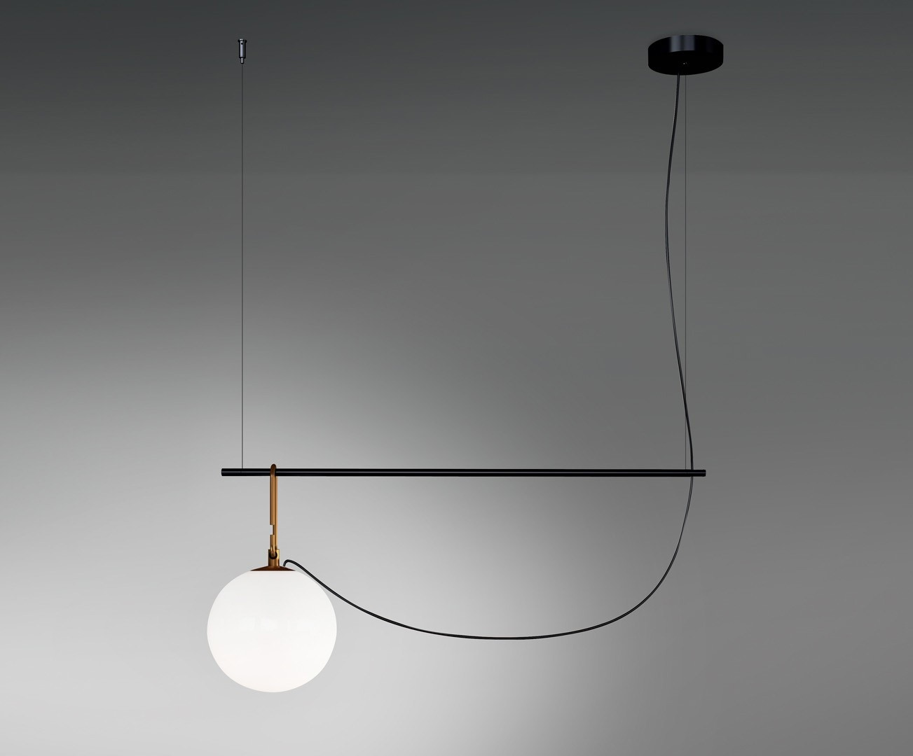 Artemide Nh S2 22 Suspension Lamp