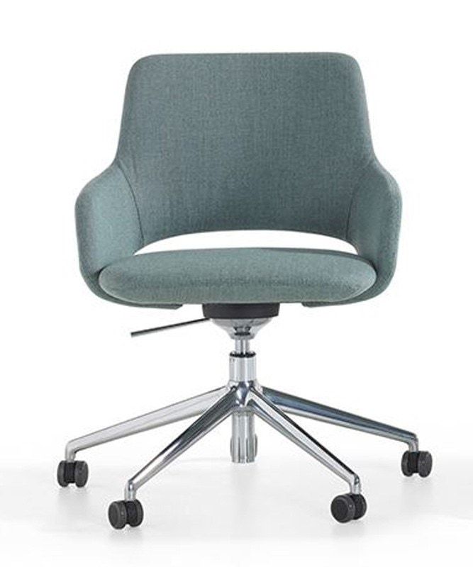 Artifort Jima 5-Legged Swivel Base Chair