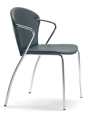 Onecollection Bessi Chair Fully Upholstered