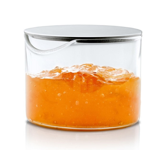 Blomus Basic Condiment Glass with Lid