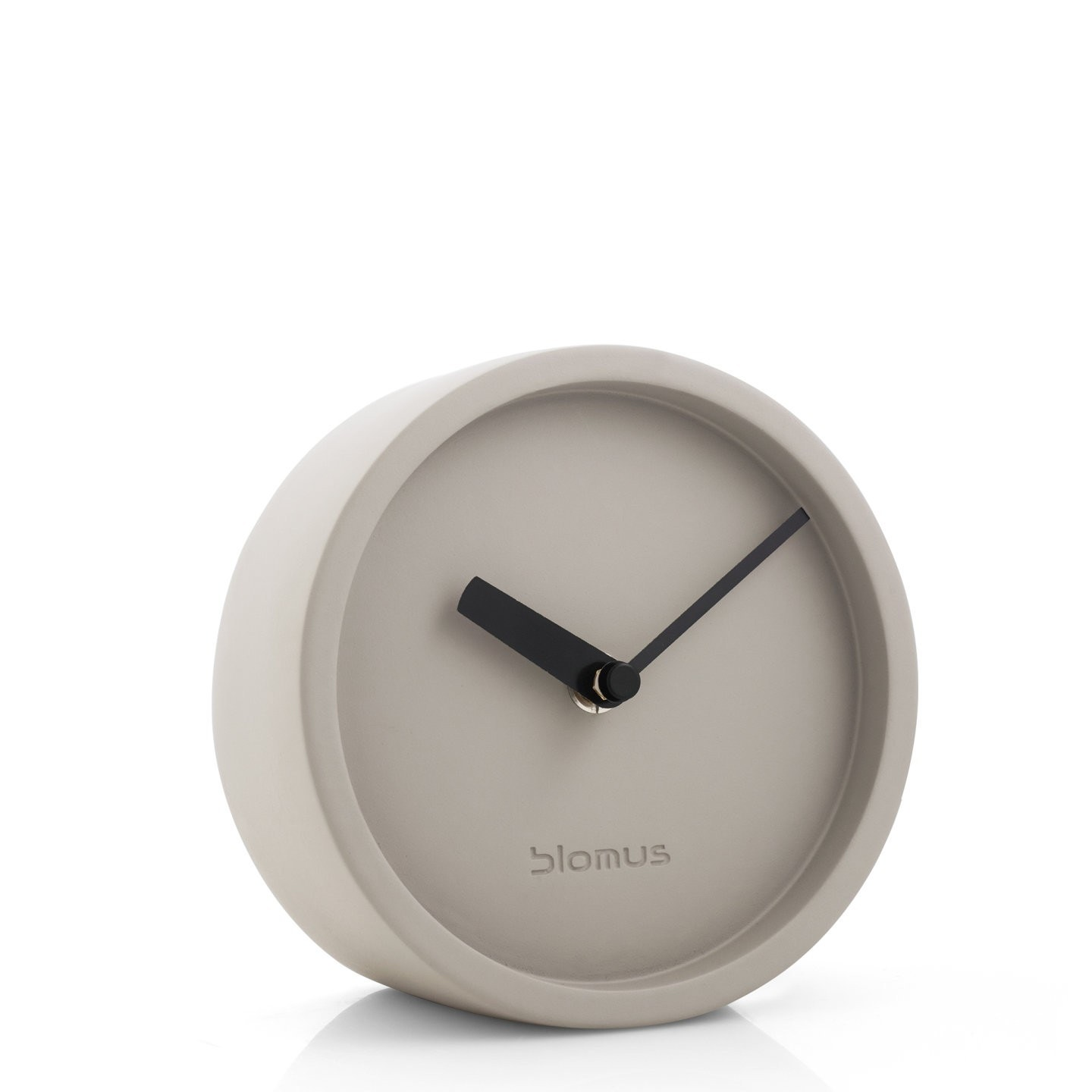 Blomus Epoca Desktop Clock Concrete