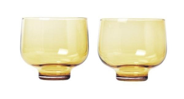 Blomus Flow Drinking Glasses (Set of 2)