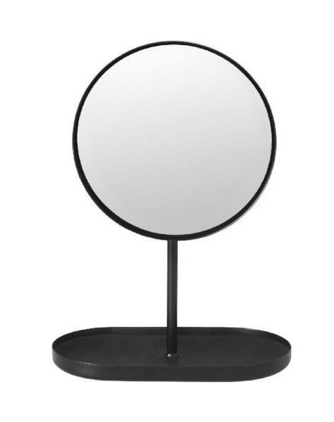 Blomus Modo Vanity Mirror with Tray