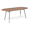 Gus* Modern Bracket Dining Table - Oval