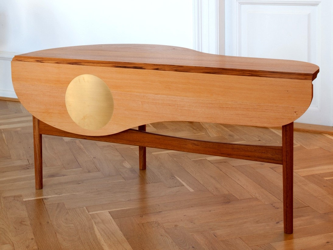Finn Juhl Butterfly Coffee Table