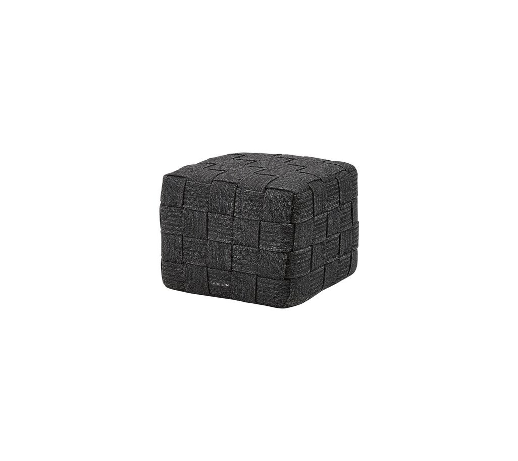 Cane-Line Cube Footstool (8340)