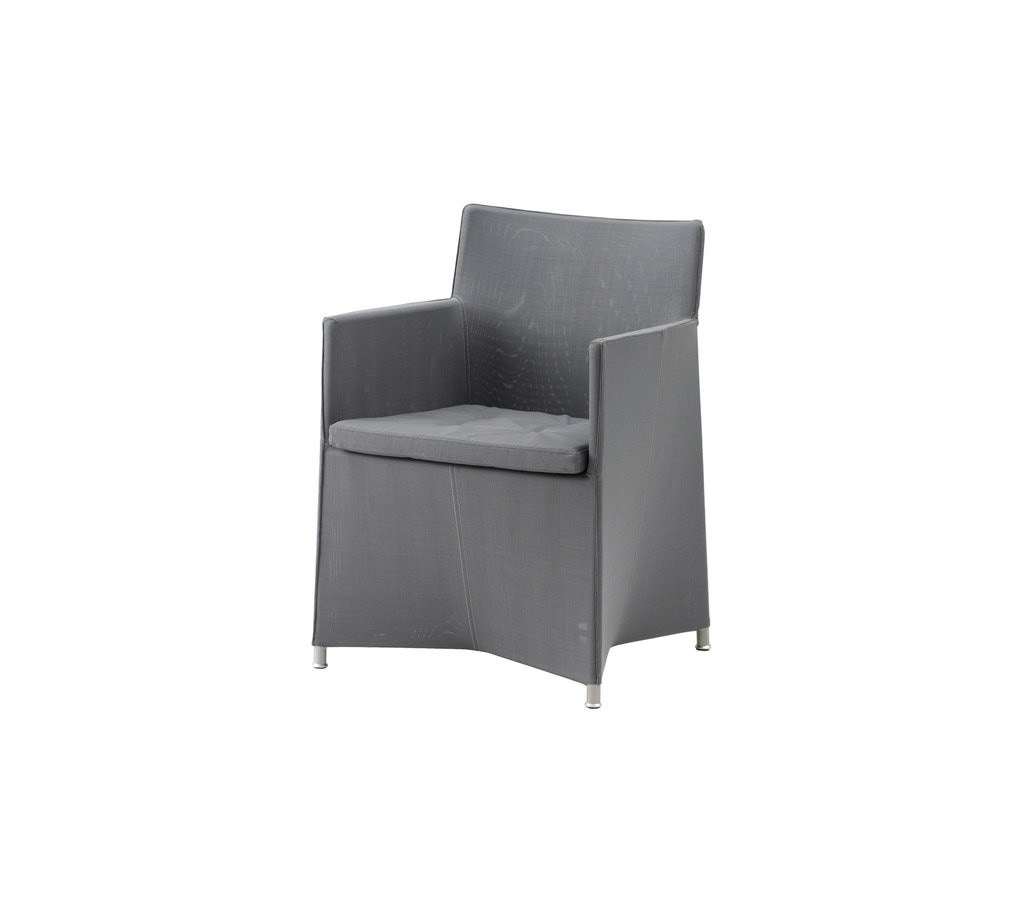 Cane-Line Diamond Arm Chair, Tex & Natté (8401)