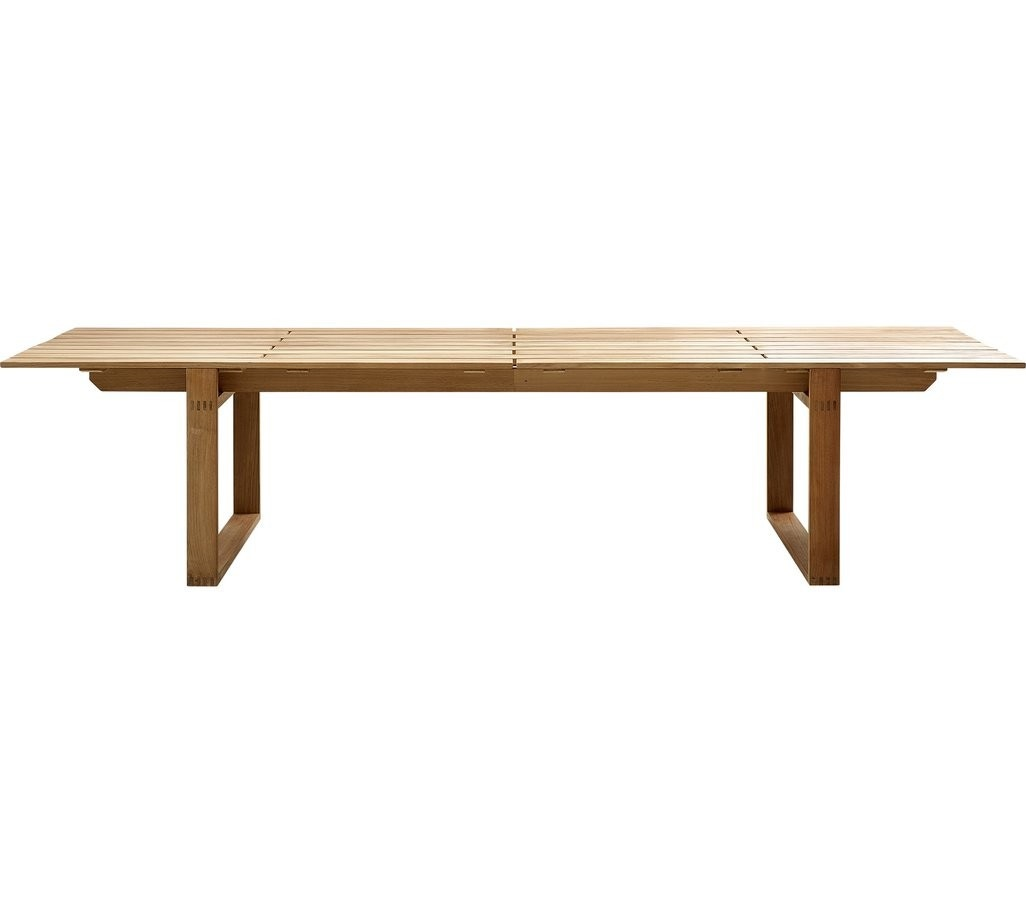 Cane-Line Endless Table, 100 x 332 cm