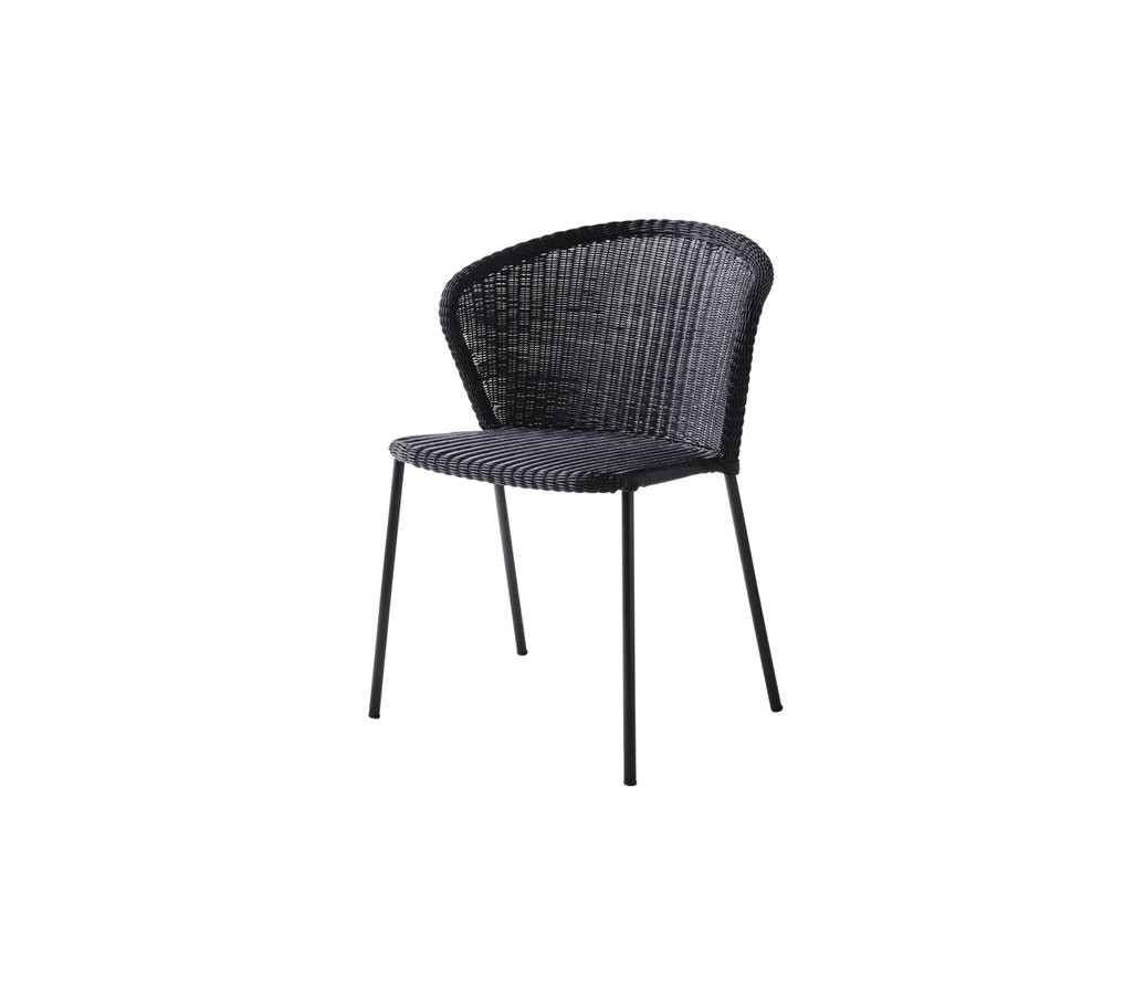 Cane-Line Lean Chair, Stackable, Cane-Line Weave (5410)