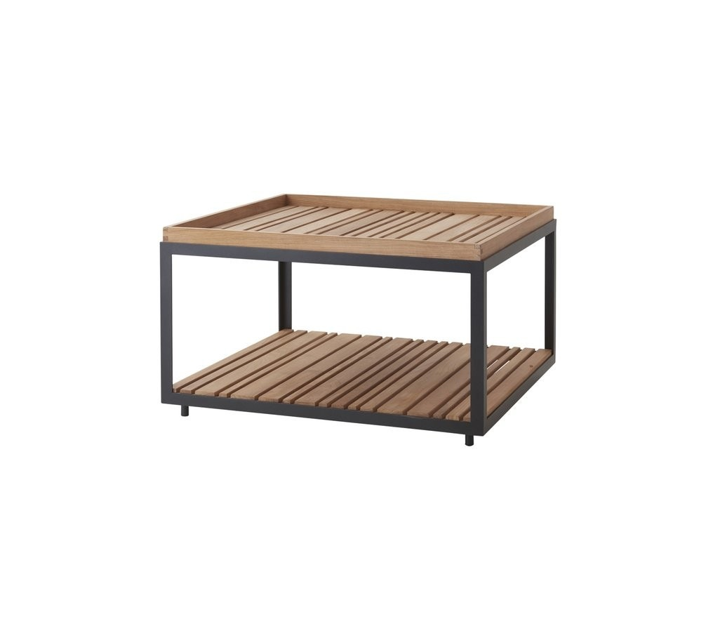 Cane-Line Level Coffee Table Base (5008)