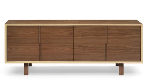 "Cherner Case Goods 20"" High Credenza"