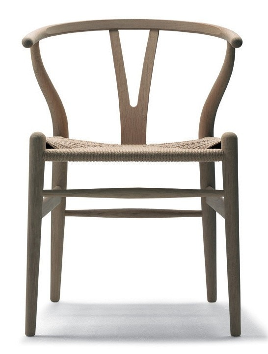 Carl Hansen & Son CH24 Wishbone Chair (Priced Each, Sold in Sets of 2)