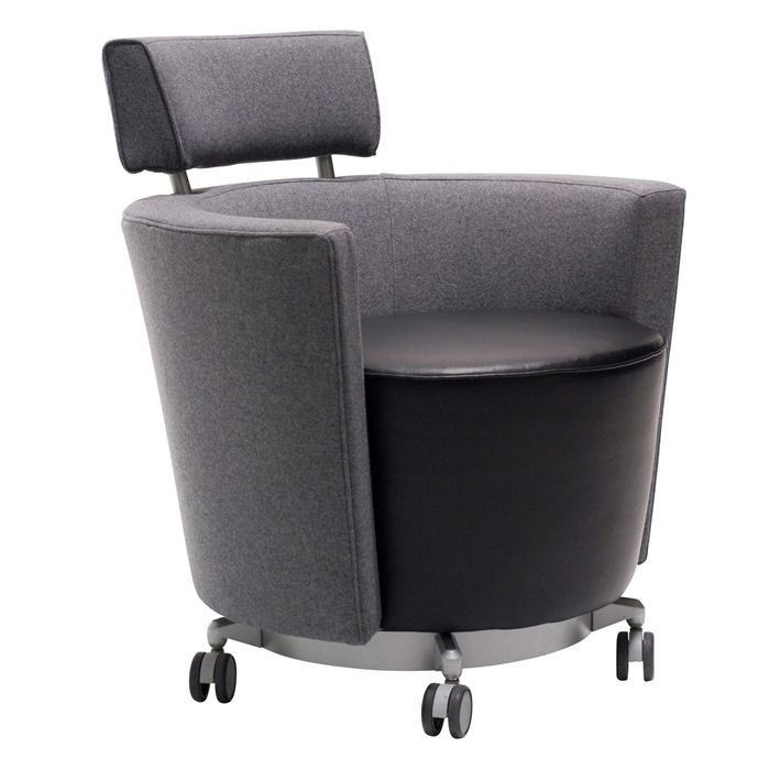 Haworth Hello Mobile Lounge Chair