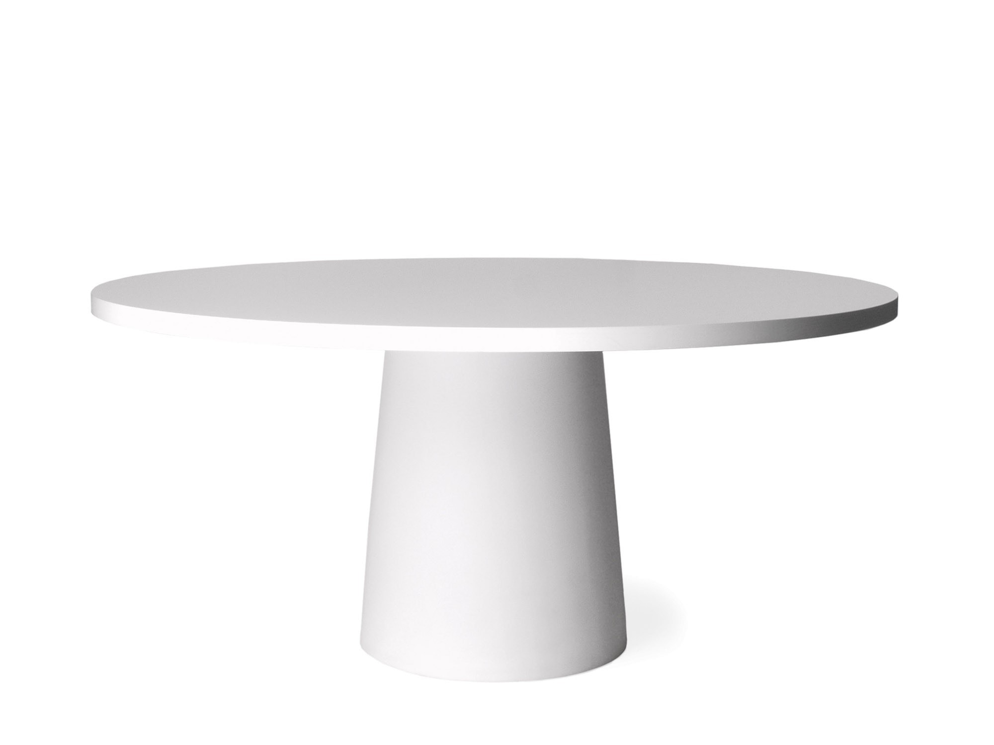 Container Tafel Moooi : Moooi container table with 71 x 56 base