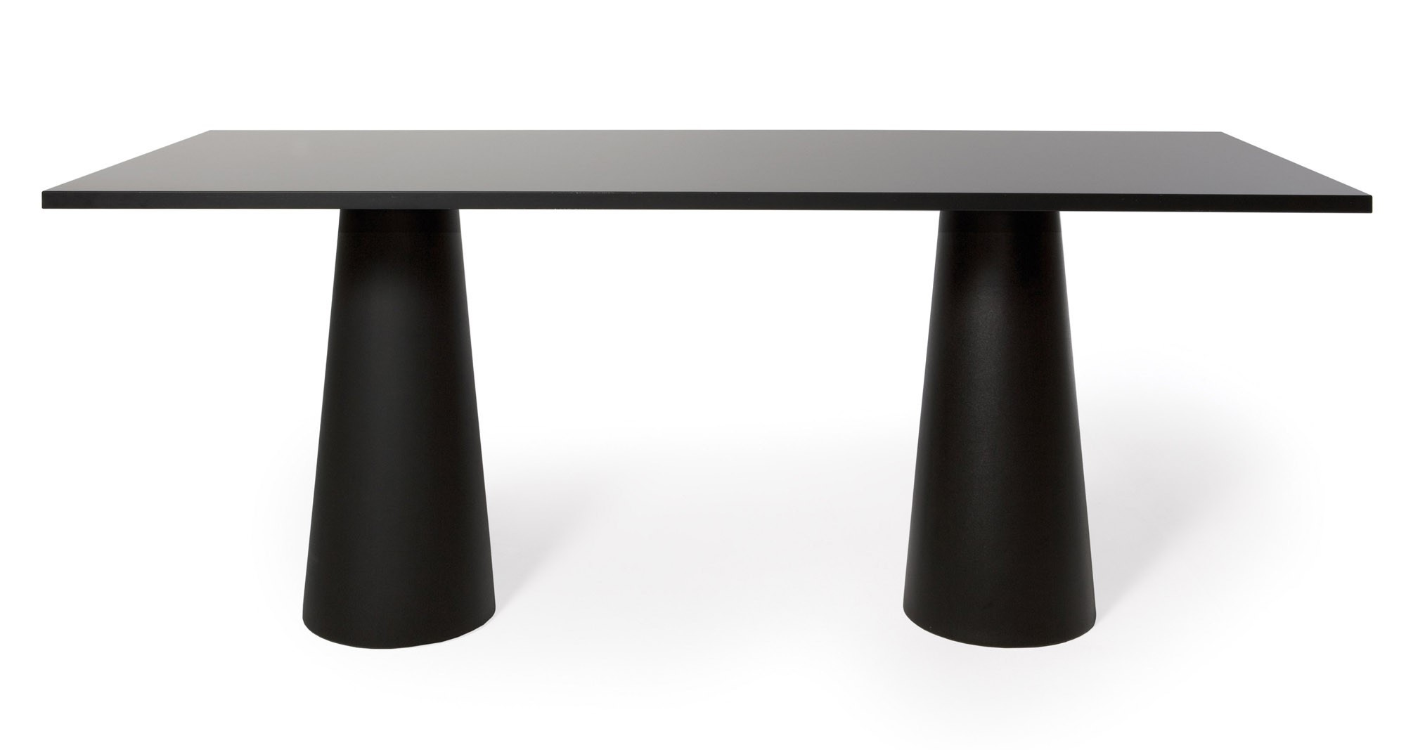 Moooi Container Table with Rectangular 180 x 80 Top