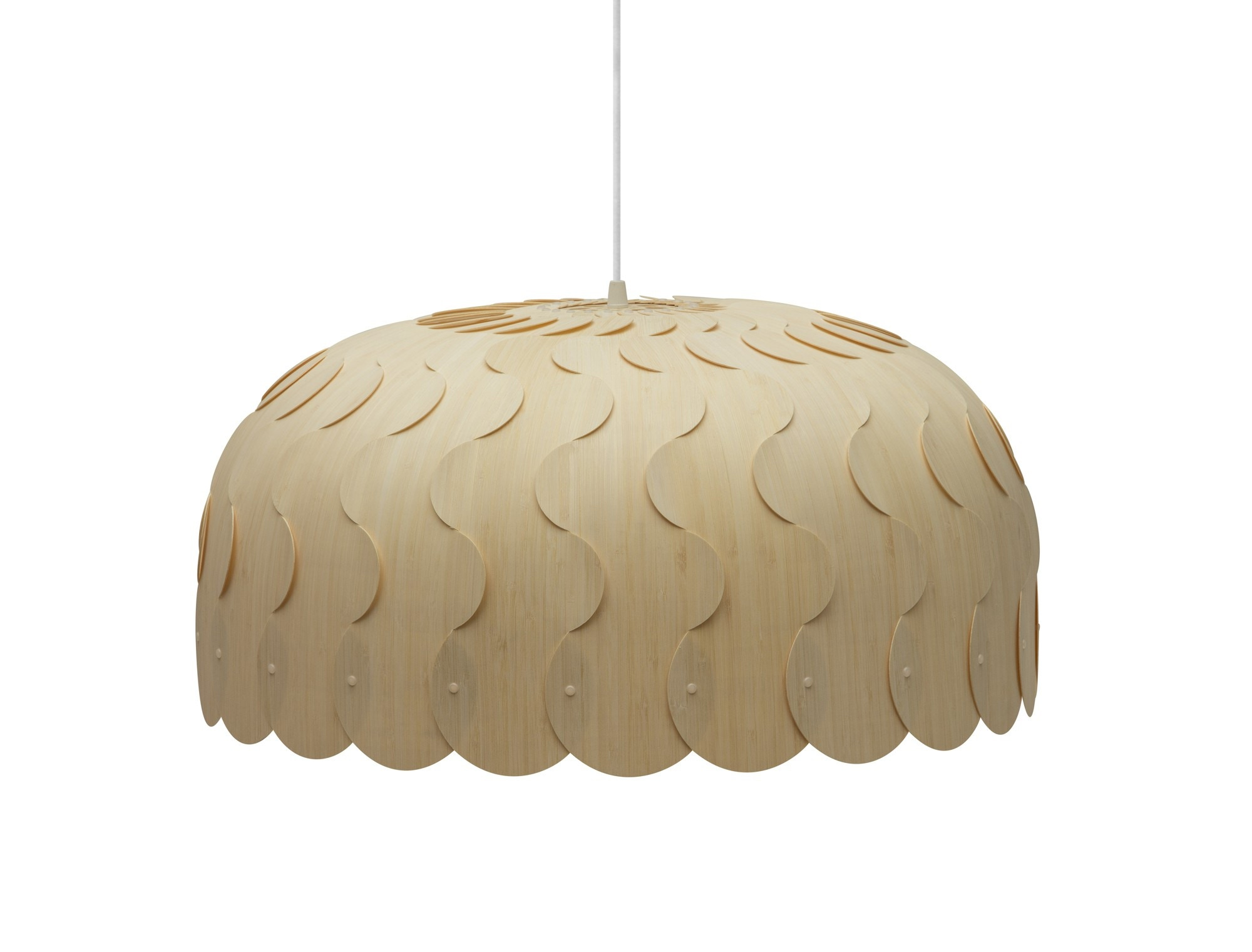 David Trubridge Beau Pendant Light