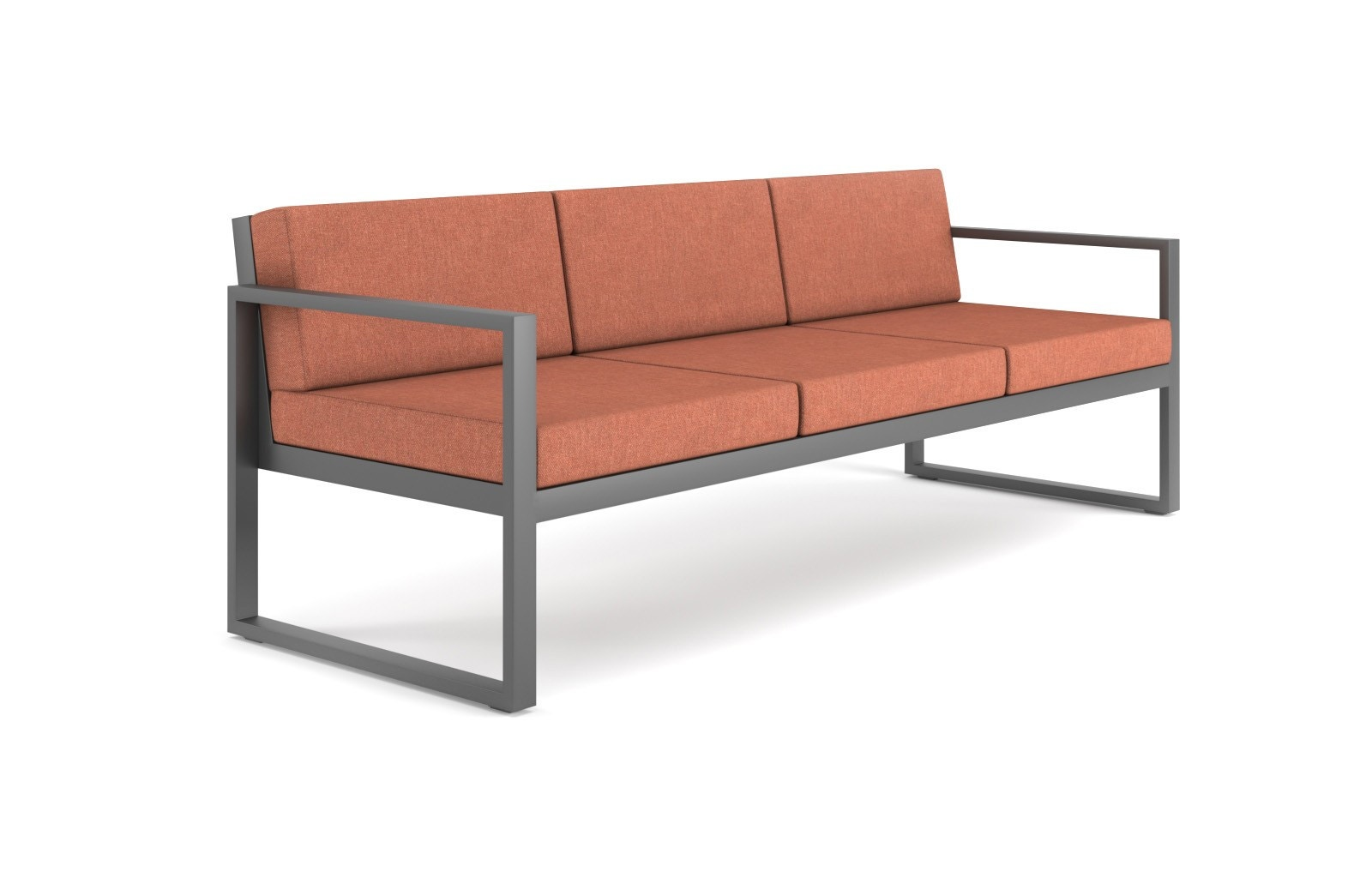 Dodeka Lemma Couch with Optional Heated Seats