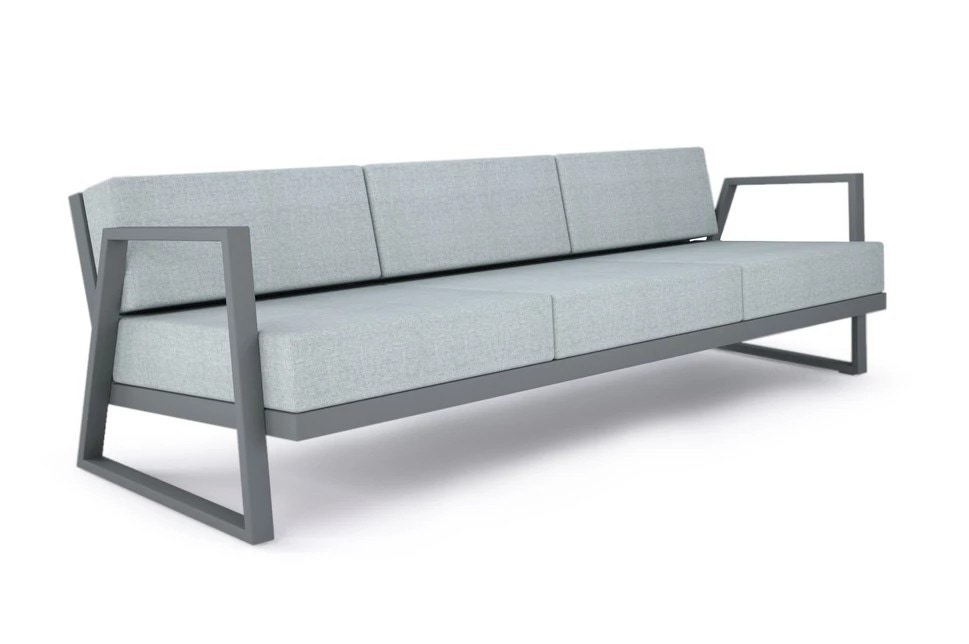 Dodeka Canon Couch with Optional Heated Seats