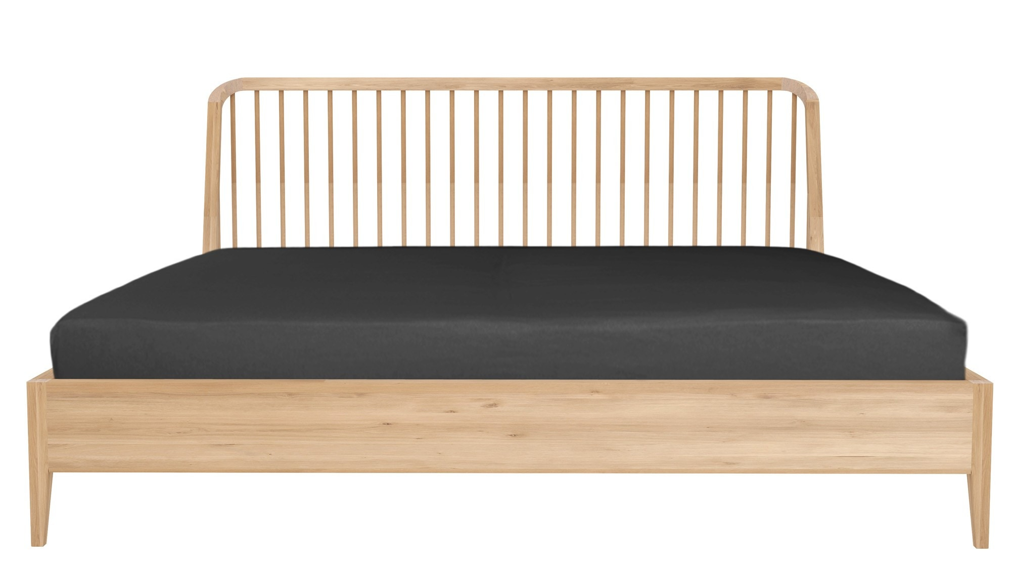 Ethnicraft Spindle Bed with Slats