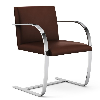Knoll Ludwig Mies Van Der Rohe Flat Bar Brno Chair