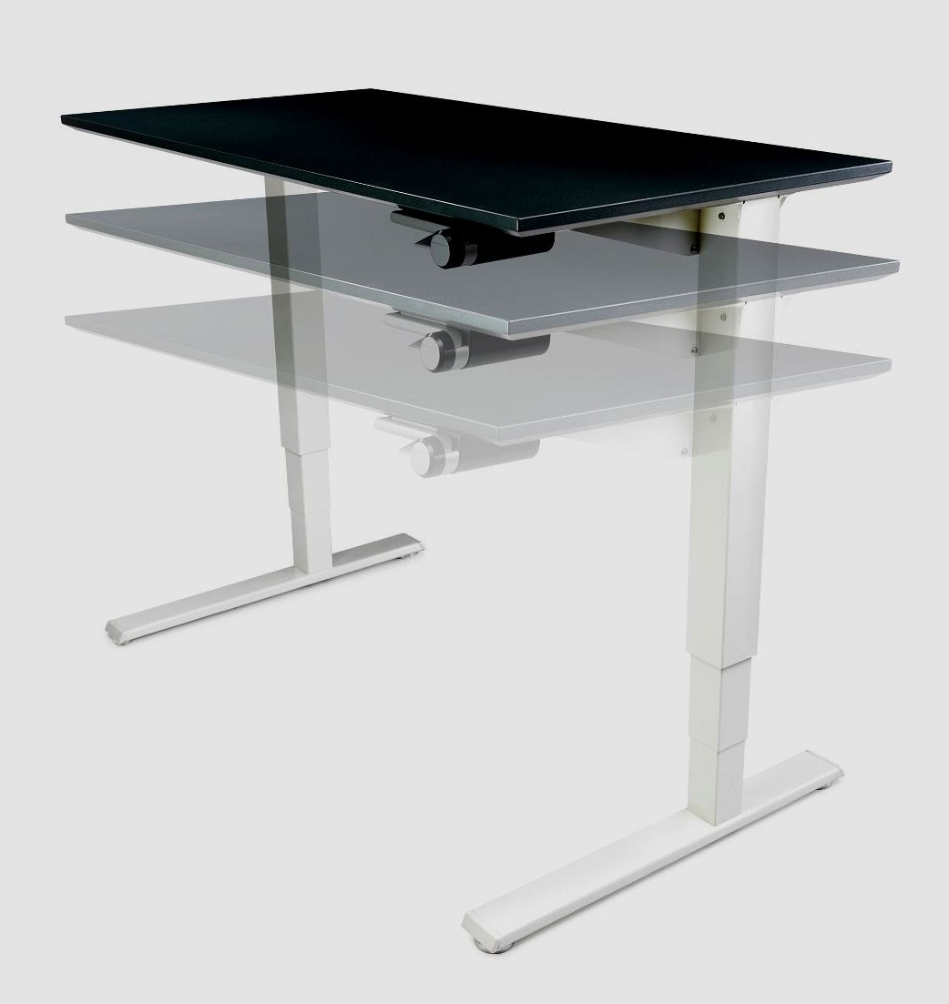 Humanscale Float Height Adjustable Table (Quickship)