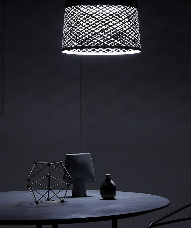 Foscarini Twiggy Grid Suspension Outdoor Lamp
