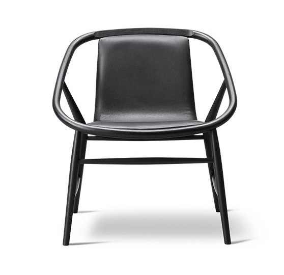 Fredericia Eve Chair - Seat Upholstered