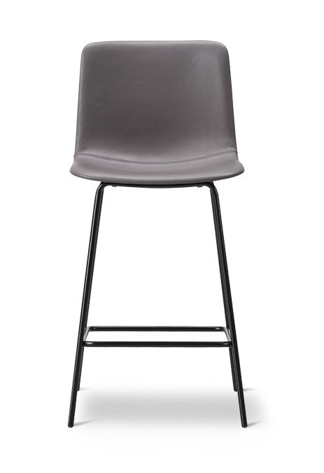 Incredible Fredericia Pato 4 Leg Counter Bar Stool Fully Upholstered Dailytribune Chair Design For Home Dailytribuneorg