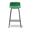 Fredericia Pato 4 Leg Tube Base Counter/Bar Stool - Fully Upholstered