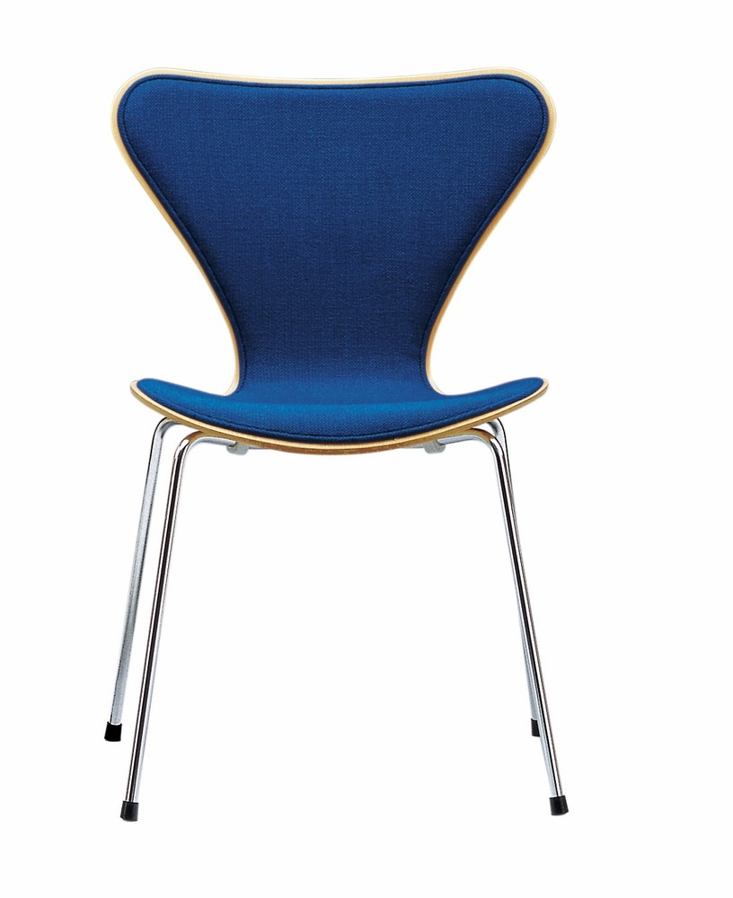 Fritz Hansen Series 7 Chair (Front Upholstered)