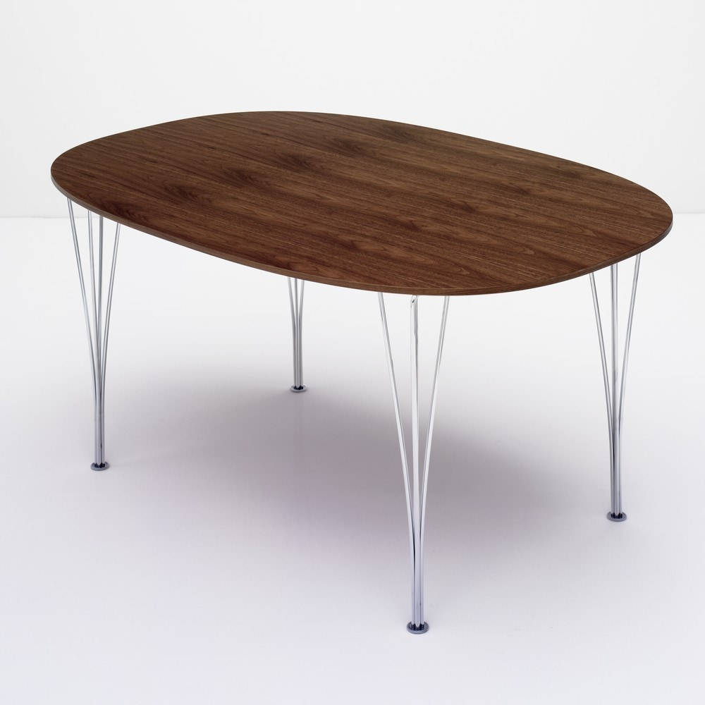 Fritz Hansen Table Series - Super-Elliptical