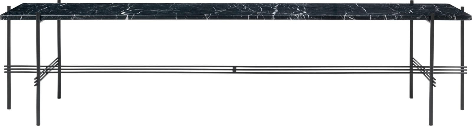 GUBI TS Console Table with 1 Rack - 180 x 40 cm