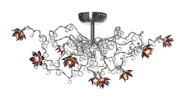 Harco Loor Jewel Diamond Wall / Ceiling Lamp