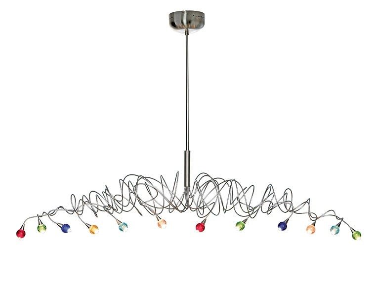 Harco Loor Sweet Long Suspension Lamp