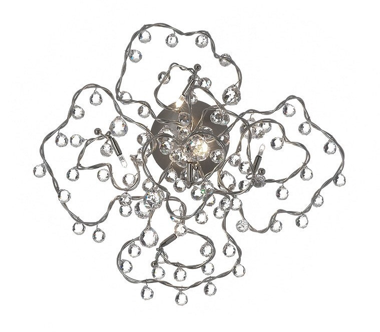 Harco Loor Tiara Diamond Wall / Ceiling Lamp