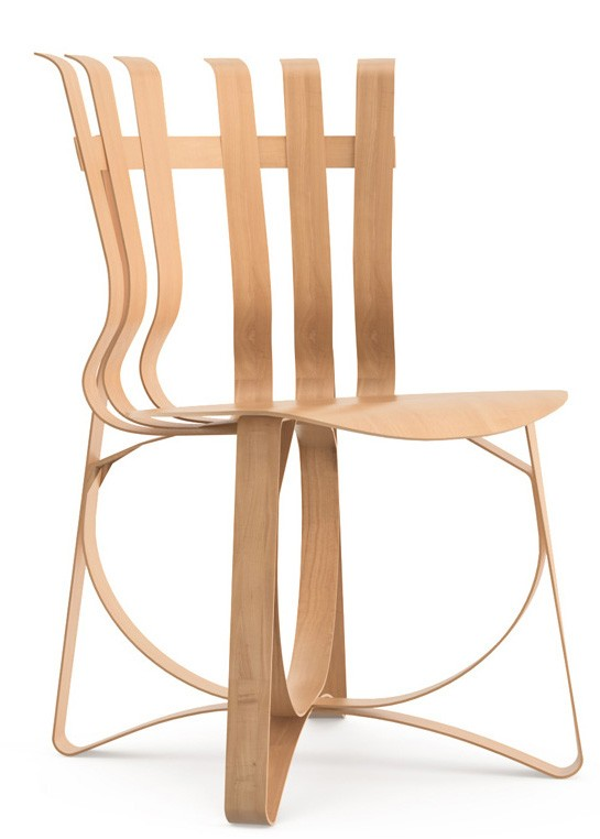 Knoll Frank Gehry - Hat Trick Armless Chair