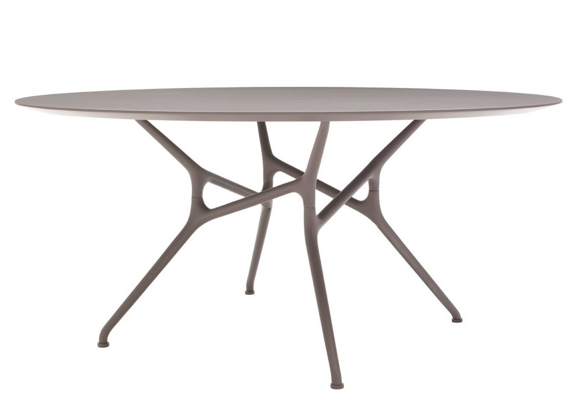 Haworth Collection Cappellini Branch Round Collaborative Table
