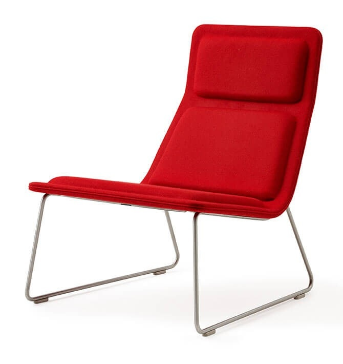 Cappellini Low Pad Lounge Chair