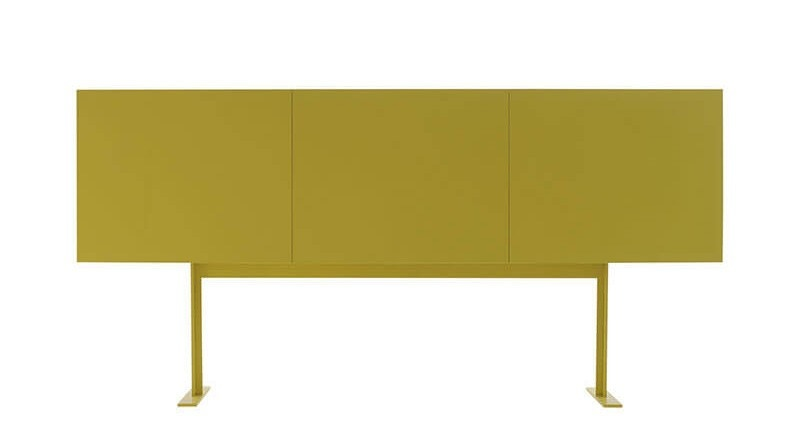 Haworth Collection Cappellini Luxor High Cabinet