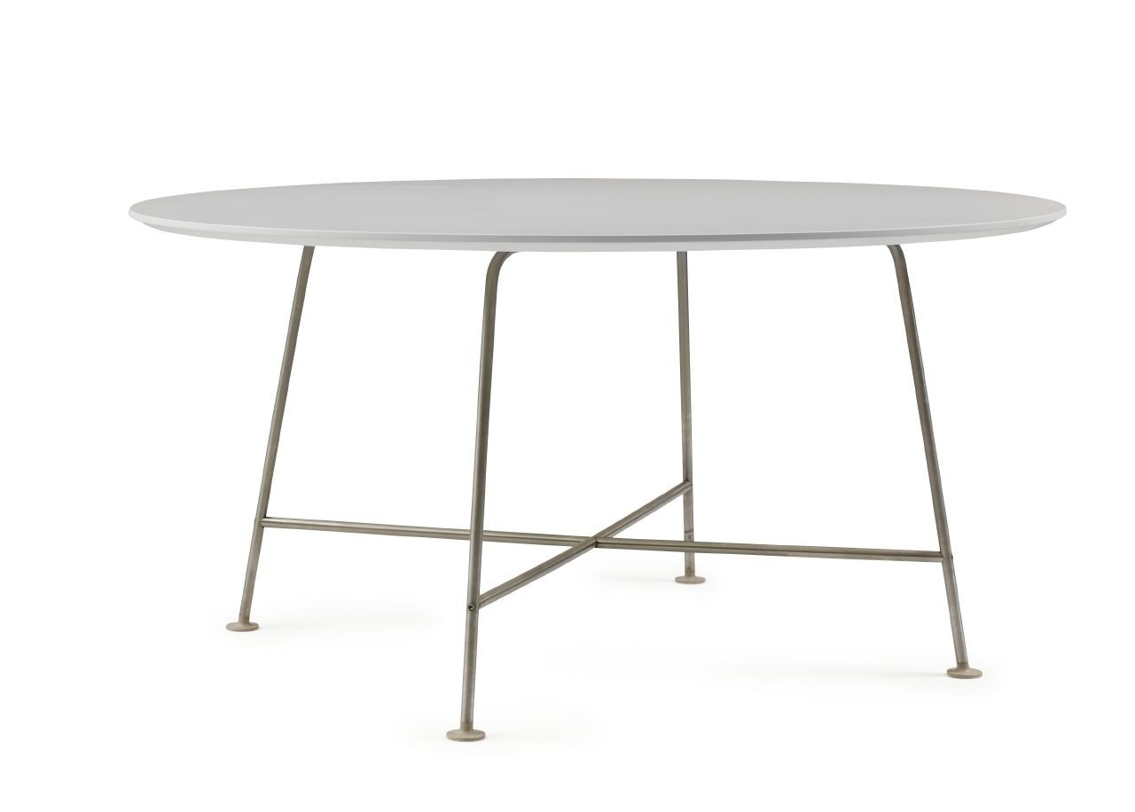 Haworth Collection Cappellini Pan Round Collaborative Table