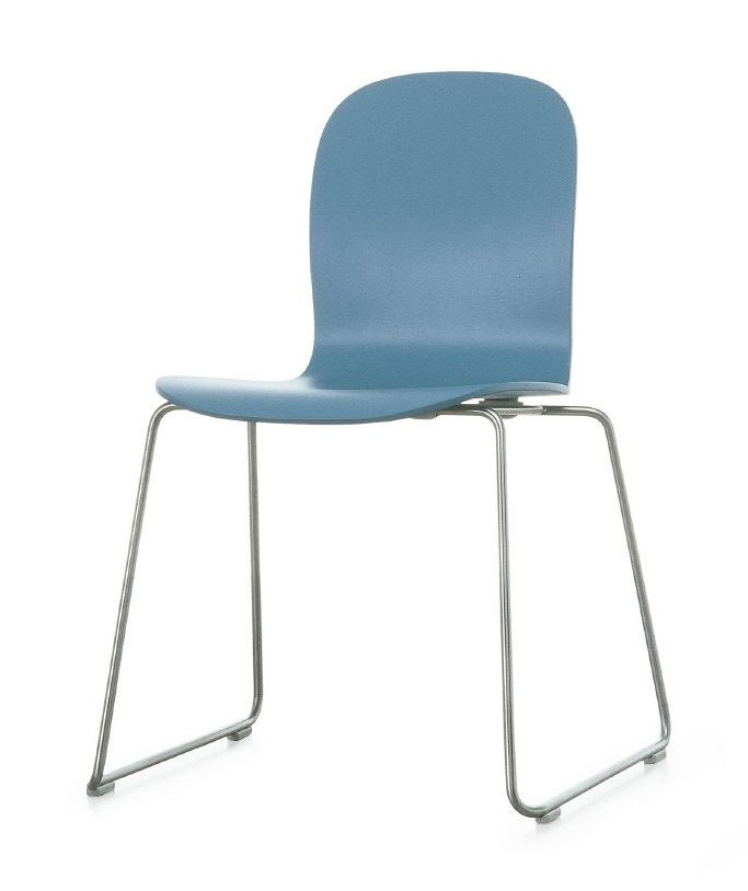 Cappellini Tate Stacking Side Chair