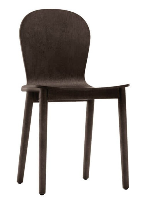 haworth collection cappellini bac two side chair