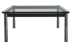 Cassina LC10-P Square Occasional Table