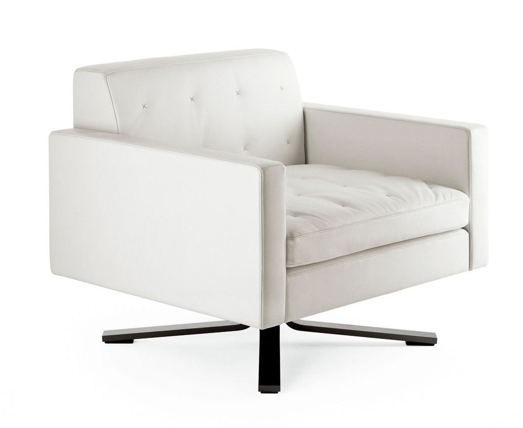 Poltrona Frau Kennedee Lounge Chair