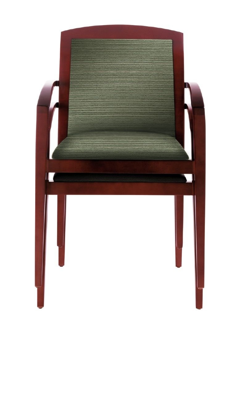 Haworth Composites Seating Series, Stackable