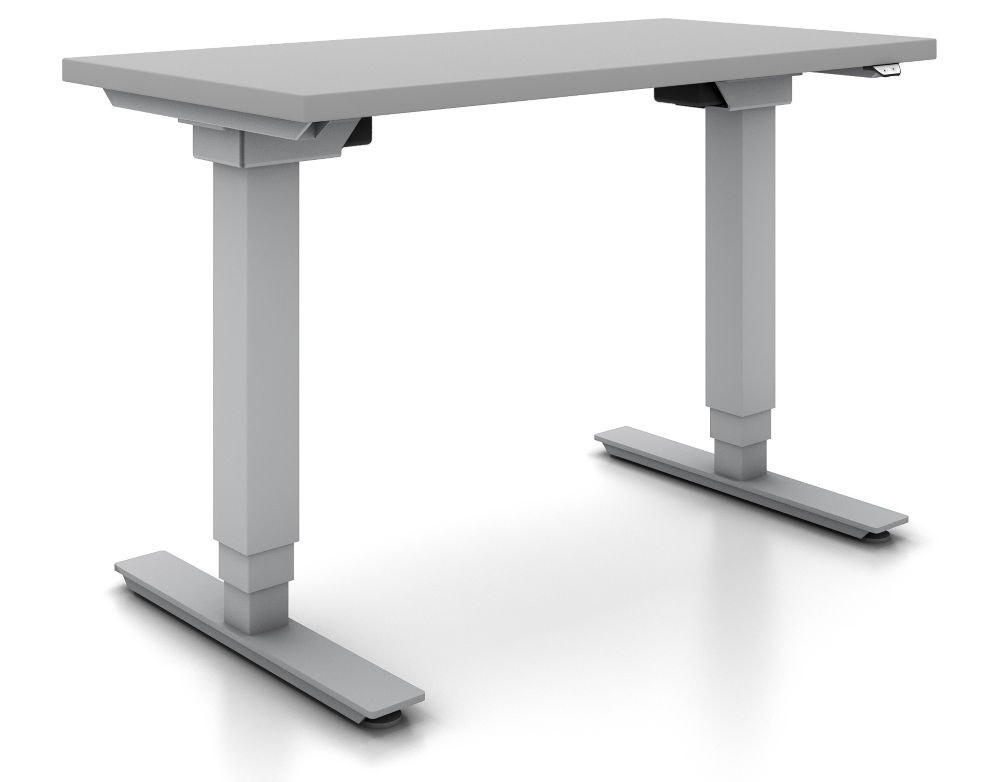 Haworth Hop® Sit-To-Stand Desk