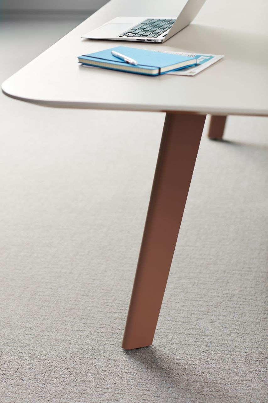 Haworth Immerse Single Table Square