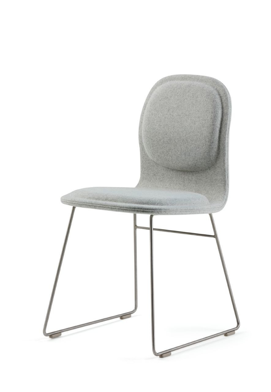 Cappellini Hi Pad Side Chair