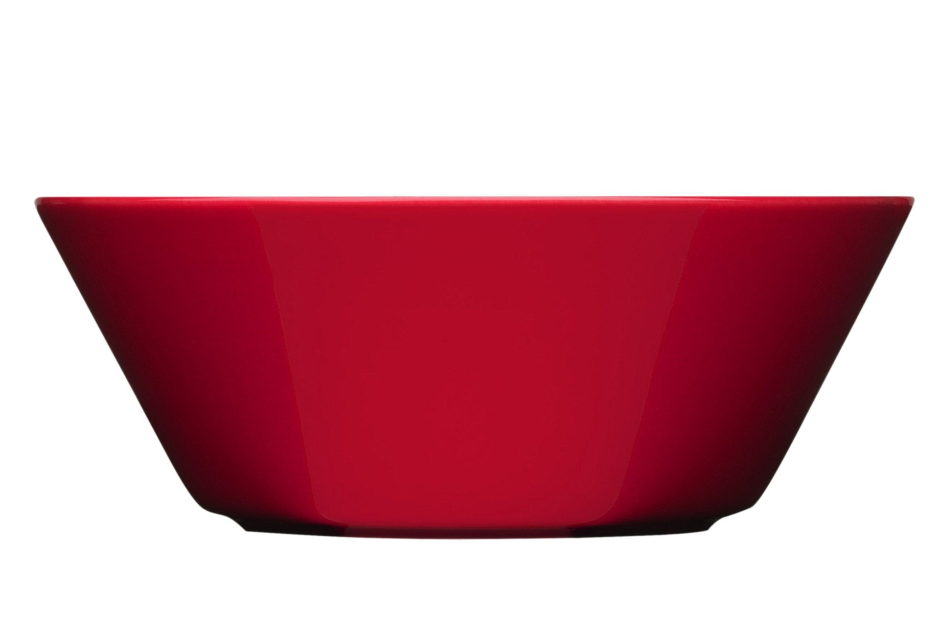 Iittala Teema Soup and Cereal Bowl Holiday Red