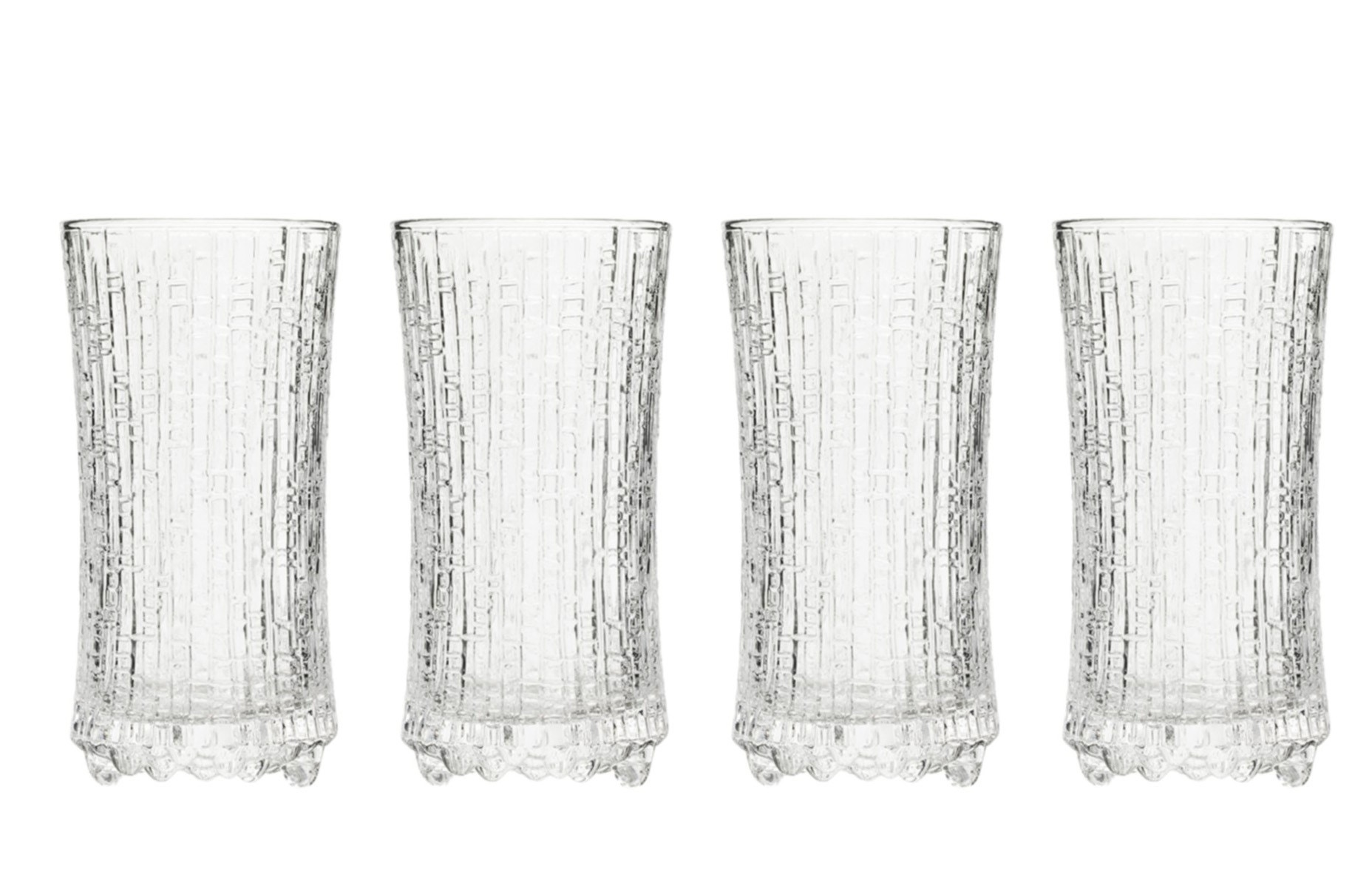 Iittala Ultima Thule Champagne Glasses (Set of 4)
